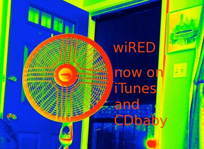 wiRED itunes cdbaby 052214