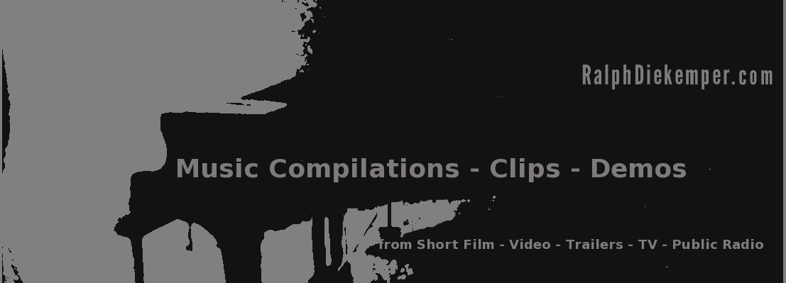 RAD Music Compilation BlackWHitePiano 062917 com phone