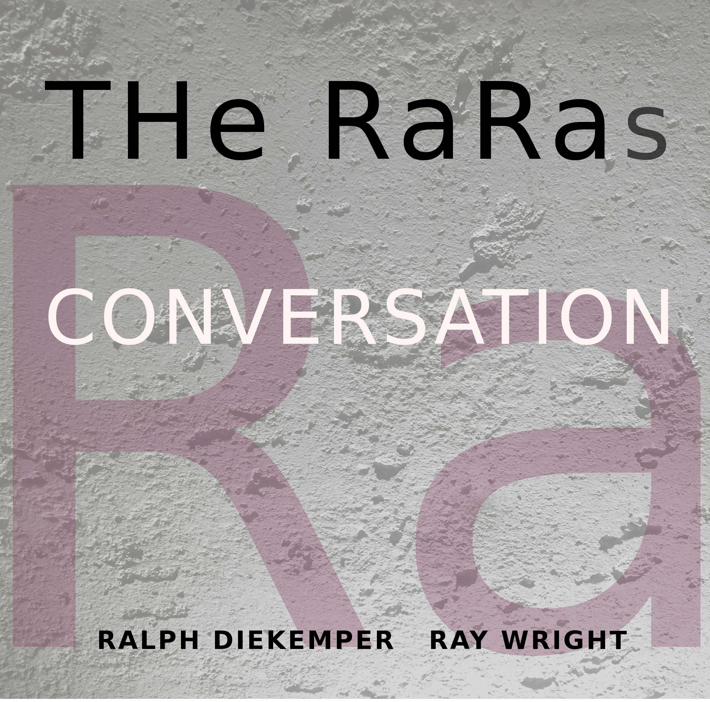 TRR Conversation CD Cover 1st Draft