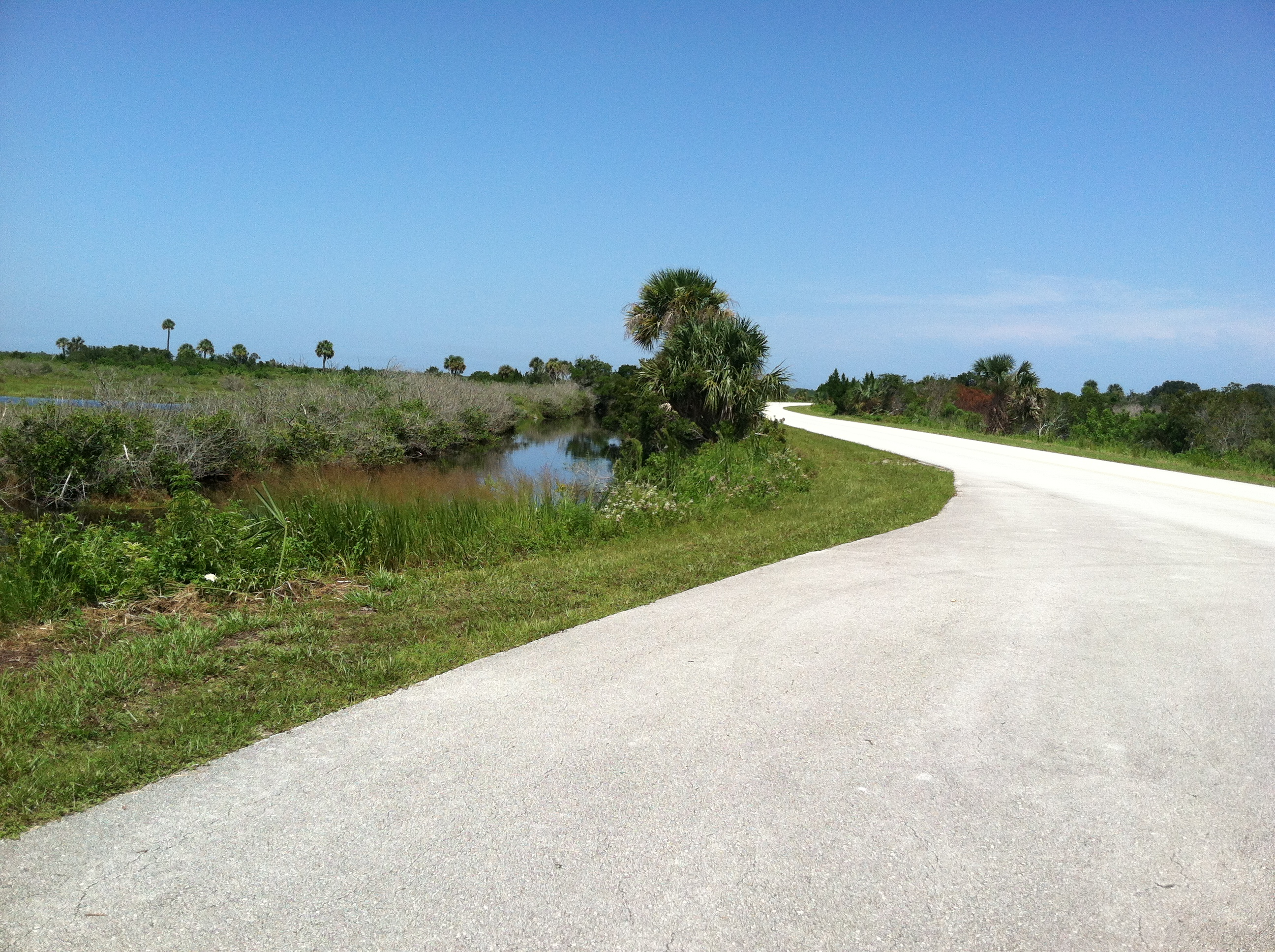 Cape Canaveral Running Path 3