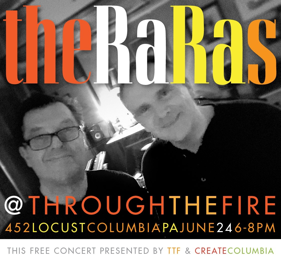 THe RaRas Through The Fire