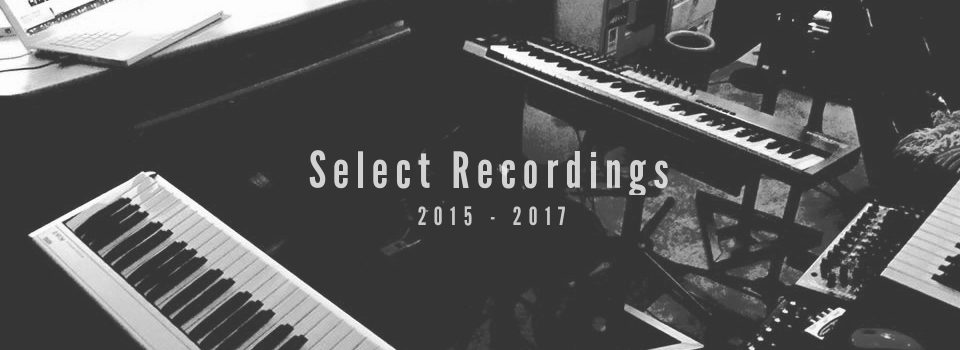 BW Select Recordings 2015-2017